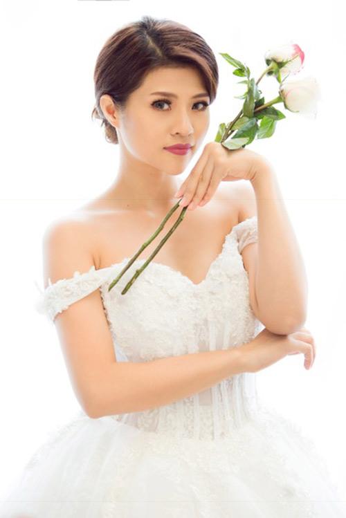 Nữ DJ bốc lửa khoe ảnh cưới lãng mạn với cựu tiền đạo Việt Thắng - 7