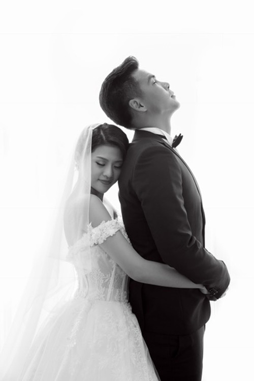 Nữ DJ bốc lửa khoe ảnh cưới lãng mạn với cựu tiền đạo Việt Thắng - 10