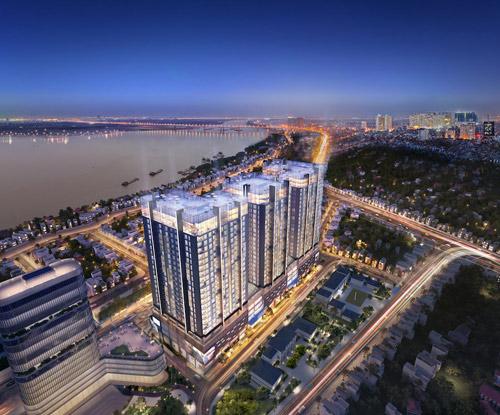 Sun Group ra mắt Tổ hợp căn hộ cao cấp và dịch vụ thương mại - 1