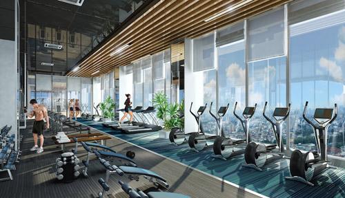 Sun Group ra mắt Tổ hợp căn hộ cao cấp và dịch vụ thương mại - 3