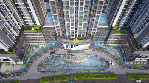 Sun Group ra mắt Tổ hợp căn hộ cao cấp và dịch vụ thương mại - 4