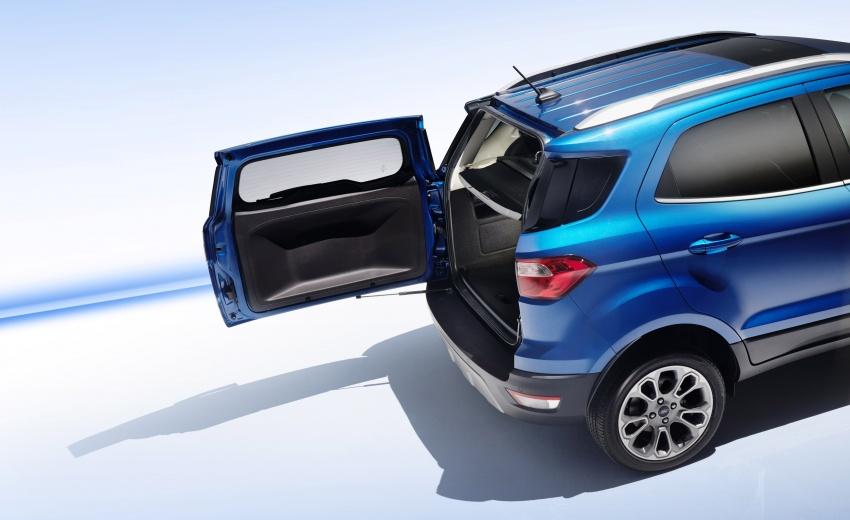 Ford EcoSport bản nâng cấp dành cho thị trường Mỹ - 5