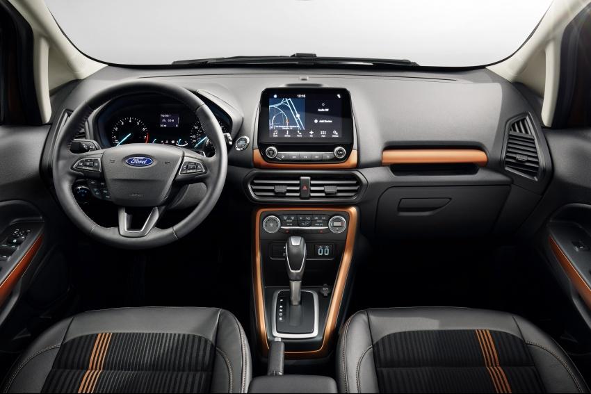 Ford EcoSport bản nâng cấp dành cho thị trường Mỹ - 4