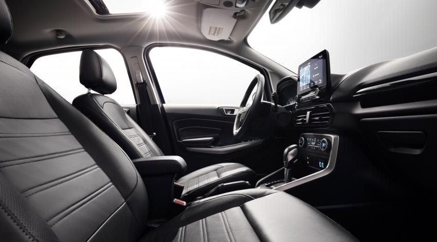 Ford EcoSport bản nâng cấp dành cho thị trường Mỹ - 6