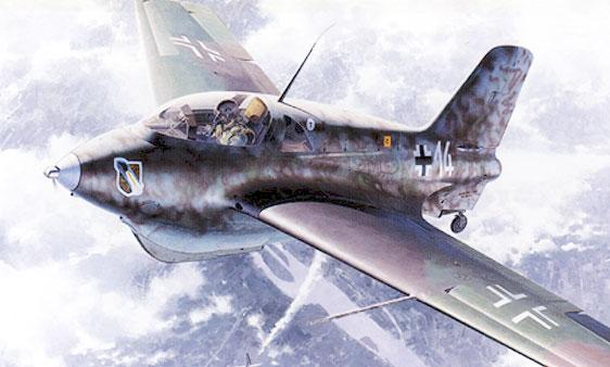 Tiêm kích duy nhất lịch sử thế giới dùng động cơ tên lửa - 2