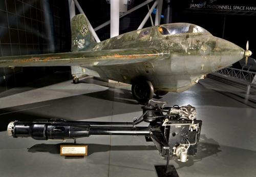 Tiêm kích duy nhất lịch sử thế giới dùng động cơ tên lửa - 4