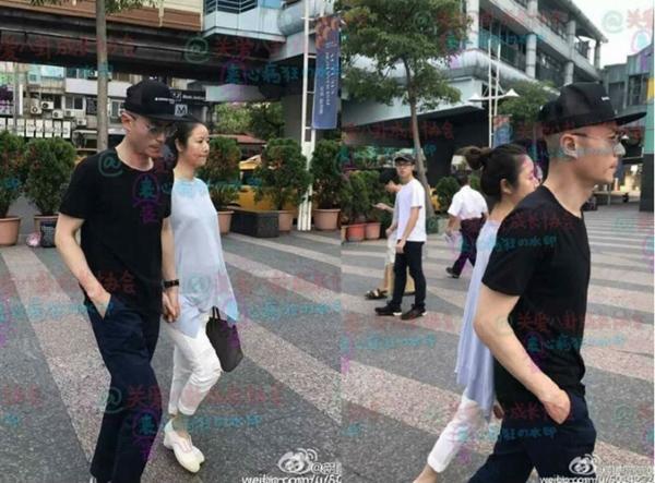 Fan bực vì cách chăm vợ bầu đối lập của Huỳnh Hiểu Minh và Hoắc Kiến Hoa - 13