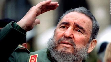 Việt Nam để quốc tang lãnh tụ Cuba Fidel Castro 1 ngày - 1