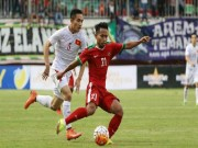 Bóng đá - Việt Nam thất thế khi đối đầu Indonesia ở AFF Cup
