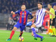"""Bóng đá - Real Sociedad - Barcelona: Buổi tối quá """"đen"""""""