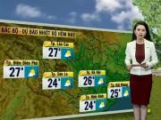 Tin tức trong ngày - Dự báo thời tiết VTV 28/11: Miền Bắc ngày nắng, đêm rét buốt