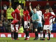 """Bóng đá - MU - Mourinho: Top 4 xa dần & serie kỉ lục tệ """"vô đối"""""""