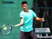 BXH tennis 28/11: Hoàng Nam hết cơ hội lọt top 600