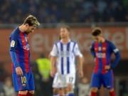 Bóng đá - Tiêu điểm vòng 13 Liga: Barca lâm nguy trước Siêu kinh điển
