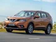 Nissan X-Trail bứt phá trong phân khúc crossover 7 chỗ