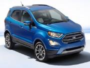 Tin tức ô tô - Ford EcoSport bản nâng cấp dành cho thị trường Mỹ