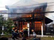Tin tức trong ngày - Vụ cháy 2 người chết ở SG: Nhiều người nhảy lầu thoát thân