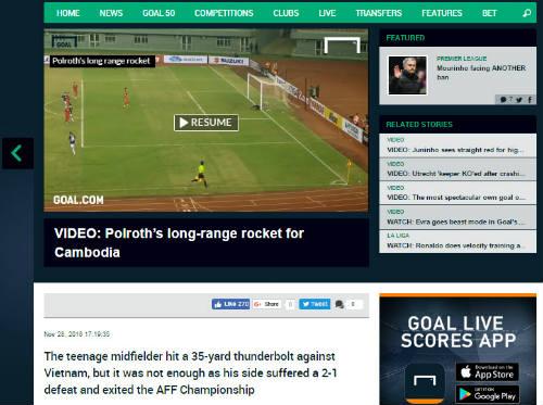 Tin nhanh AFF Cup: HLV Riedl nhắc khéo ĐT Việt Nam - 2