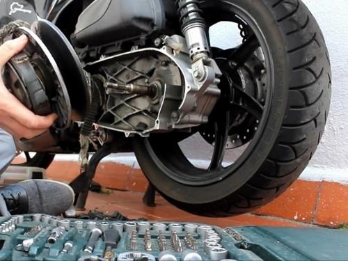 Lỗi thường gặp của xe Honda Air blade và cách khắc phục - 2