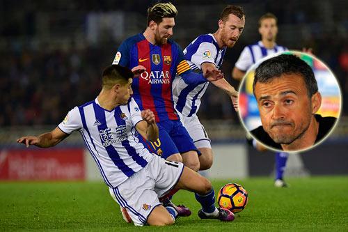 """Barca kiểm soát bóng tệ: Tiki-taka bị """"dập"""" tơi bời - 4"""