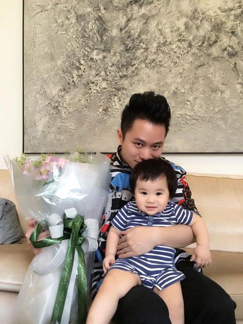 Bỗng dưng có con, sao nam Việt gây sốc cho fan - 5