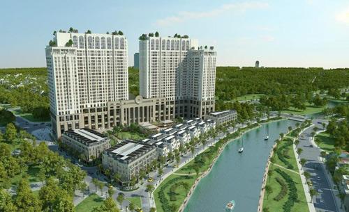 Vì sao các đại gia bất động sản đổ xô về Đại Mỗ? - 2