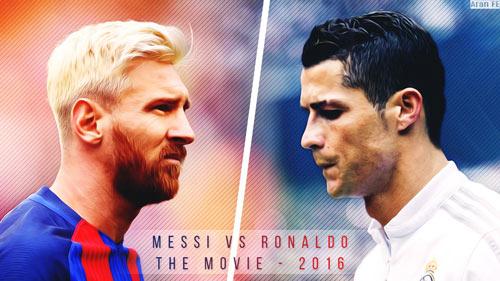 """Siêu kinh điển Barca-Real: Messi khát bàn thắng, CR7 """"thèm"""" kiến tạo - 1"""