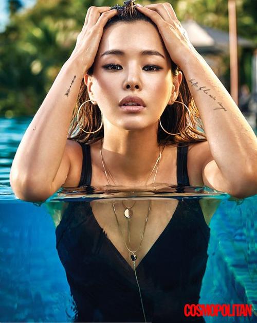 5 hoa hậu Hàn đóng phim gây ồn ào nhất - 8