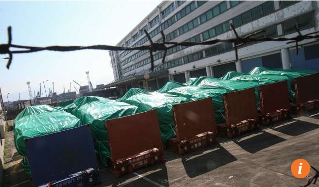Giữ 9 xe bọc thép Singapore, TQ thu thập bí mật quân sự? - 3