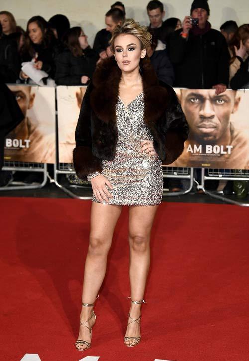 """Usain Bolt ra mắt phim, """"rừng"""" sao VIP, vũ công nóng bỏng tề tựu - 4"""
