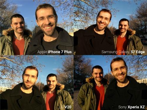 """Đọ camera selfie giữa """"bộ tứ"""" smartphone siêu đẳng - 4"""