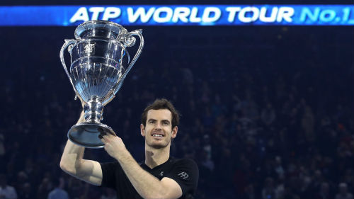 Tennis: Số 1 Andy Murray – biểu tượng của khổ luyện - 1