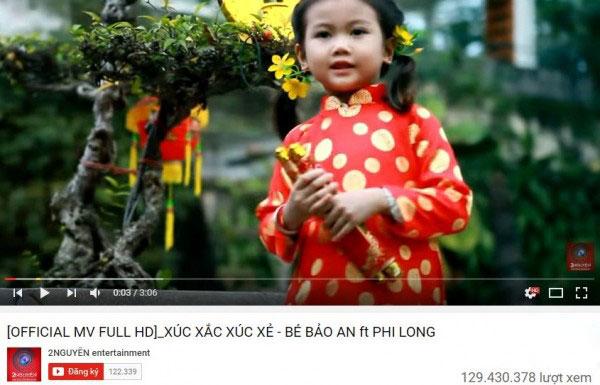 """Cuộc sống thực của """"cô bé 100 triệu view"""" vượt xa Sơn Tùng - 1"""
