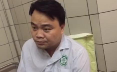 Vụ khống chế con tin ở BV Bạch Mai: Lời kể người thoát chết - 1