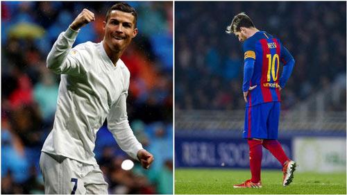 Siêu kinh điển Barcelona - Real Madrid: Vô vọng cho kẻ bám đuổi - 1