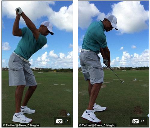 Golf 24/7: Tiger Woods háo hức trở lại sau 470 ngày - 2