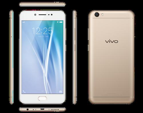 Vivo V5: Smartphone đầu tiên trên thế giới có camera trước 20MP - 1
