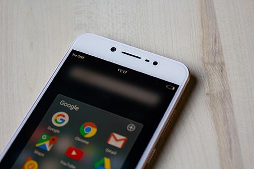 Vivo V5: Smartphone đầu tiên trên thế giới có camera trước 20MP - 4