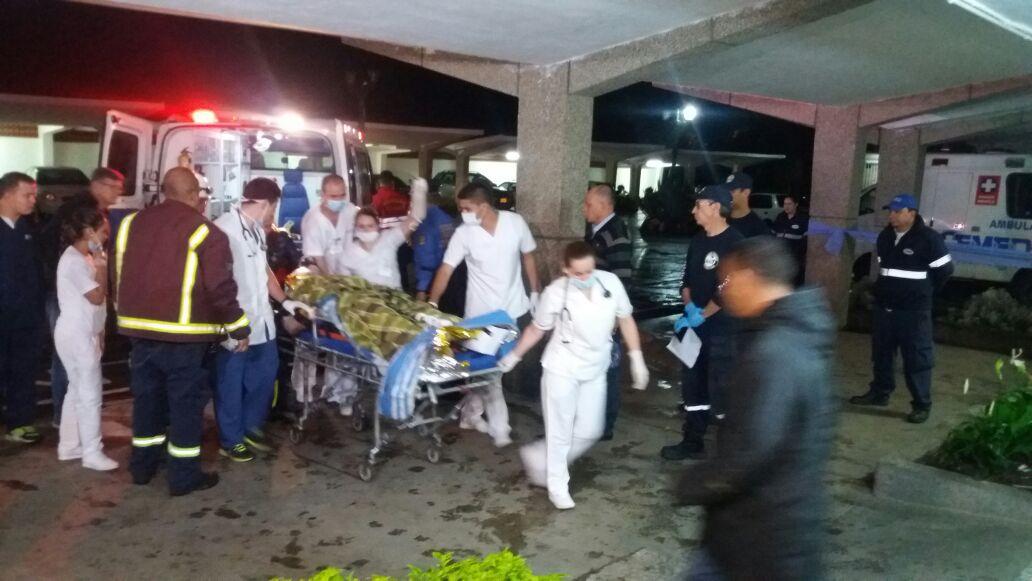 Máy bay chở CLB bóng đá Brazil rơi: 71 người thiệt mạng - 7