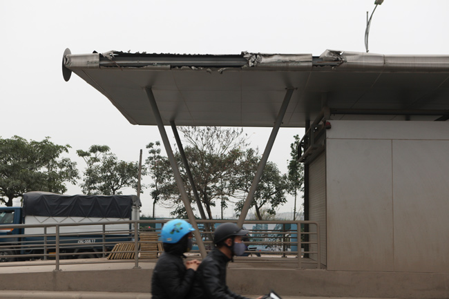 """Vì sao xe buýt nhanh Hà Nội thành """"xe buýt chậm""""? - 1"""