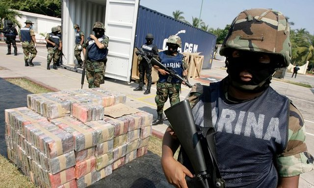 2 băng đảng ma túy lớn nhất Mexico ngày đêm bắn giết nhau - 2