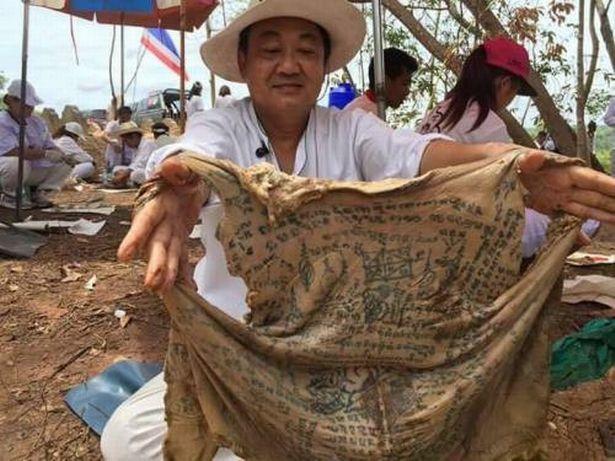 Phát hiện xác xăm kín người, da còn nguyên vẹn ở Thái Lan - 1
