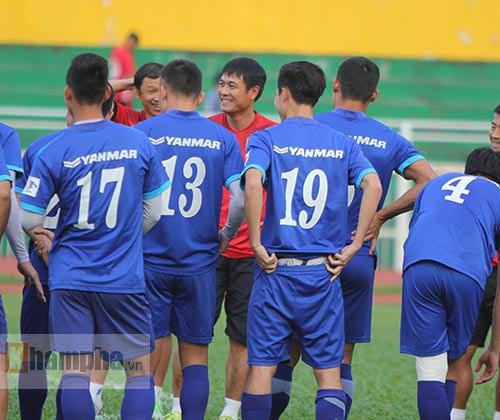 """AFF Cup: Chuyên gia Đức báo """"tin mật"""" cho HLV Hữu Thắng - 1"""