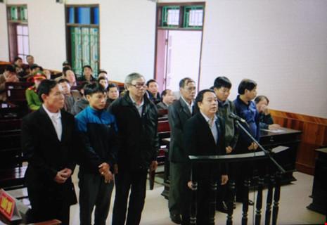 """""""Hô biến"""" tiền đền bù dự án Formosa, nguyên chủ tịch huyện hầu tòa - 1"""