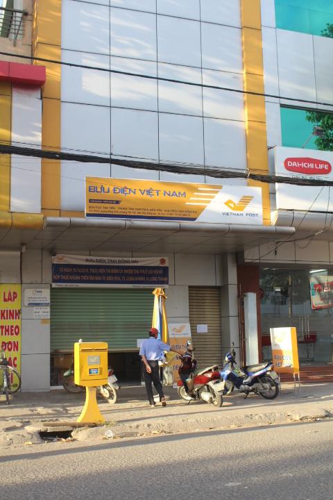 Cướp giữa ban ngày tại bưu điện tỉnh Đồng Nai - 1