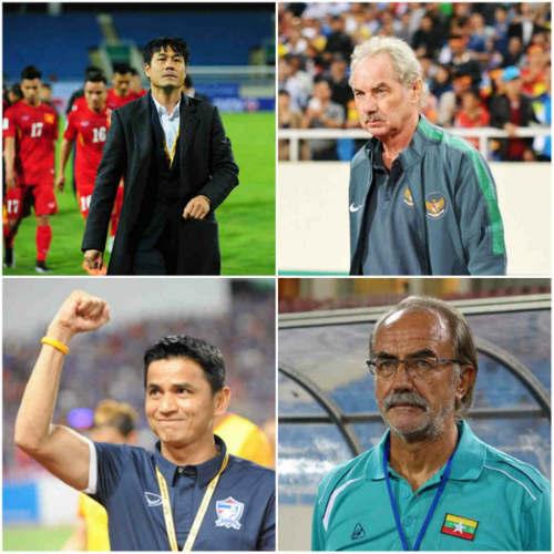 Từ Hữu Thắng tới Riedl: Muôn màu cảm xúc HLV ở AFF Cup - 1