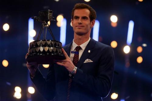 VĐV xuất sắc nhất Anh quốc: Murray đấu Bale & nhà VĐ Olympic - 2