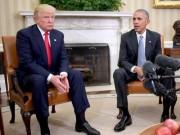 """Obama tận dụng """"quy định lúc nửa đêm"""" kiềm chế Trump?"""
