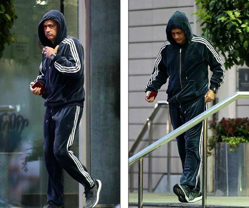Mourinho hành xử như muốn mình bị sa thải - 2