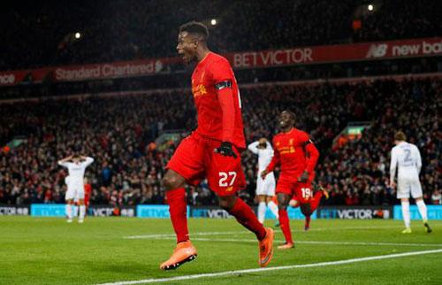 Liverpool – Leeds United: Pha chạm bóng tinh tế - 1